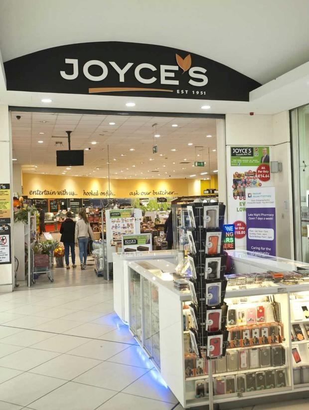 The property is let to Joyce's Supermarkets for €150k p.a.