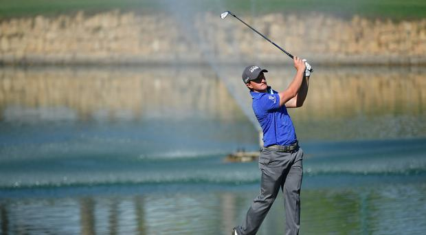 Paul Dunne leads way after flawless first round at Turkish Open