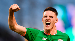 Declan Rice.Photo by Seb Daly/Sportsfile