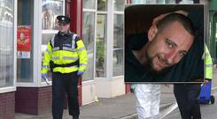 David Boland (34) from Nurney, Co Kildare was fatally injured on Duke Street in the Kildare town of Athy.