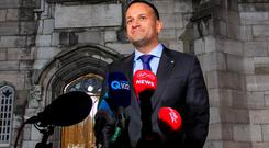 Leo Varadkar: 'Promised much but has failed to deliver'