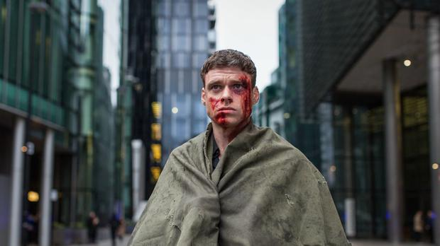 Programmes like Bodyguard have been cited by the BBC as vital to maintaining British content in a new media marketplace. (Sophie Mutevelian/World Producti)