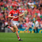 29 July 2018; Daniel Kearney of Cork during the GAA Hurling All-Ireland Senior Championship semi-final match between Cork and Limerick at Croke Park in Dublin. Photo by Ray McManus/Sportsfile