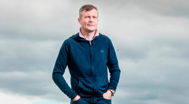 'Just the word is so... sure it's frightening' - Pat Smullen reflects on 'the ultimate second chance' in life