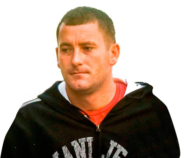 Feud murder victim Gareth Hutch