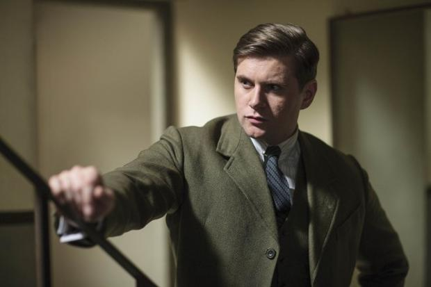 Allen Leech in Downton Abbey