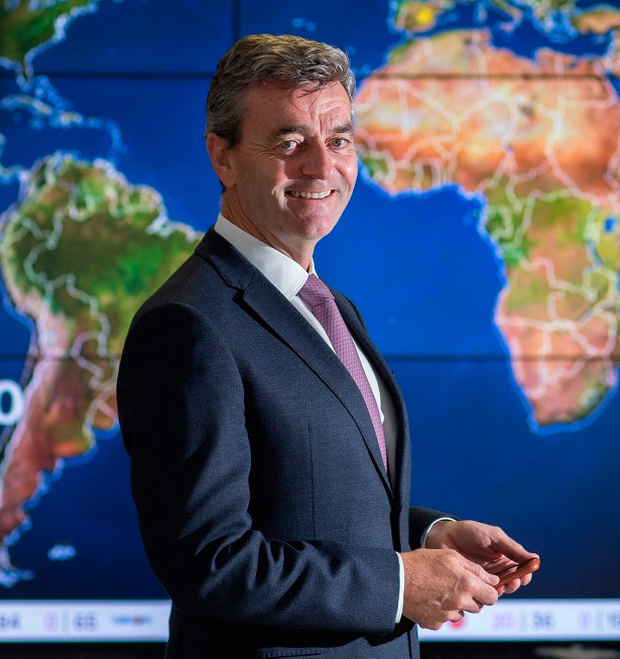 Ding CEO Mark Roden said: 'We are deciding where we are going to be really significant'. Picture by David Conachy.