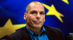Yanis Varoufakis's DiEM25 party aims to field candidates across Europe next year. Photo: Simela Pantzartzi/EP