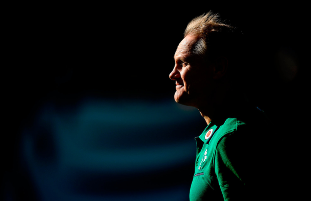 Ireland's Headmaster Joe Schmidt. Photo: Sports file