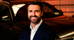 Richard Molloy, head of marketing & product, Audi Ireland
