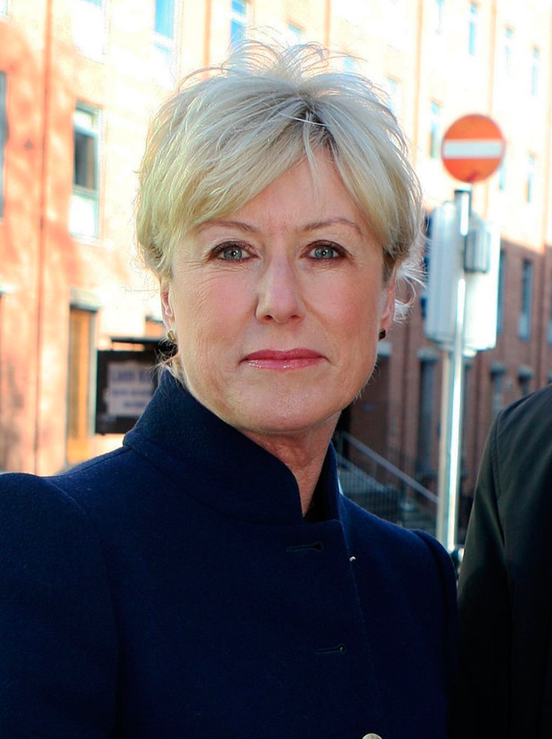 Work to do, says RTE chair Moya Doherty. Photo: Tom Burke