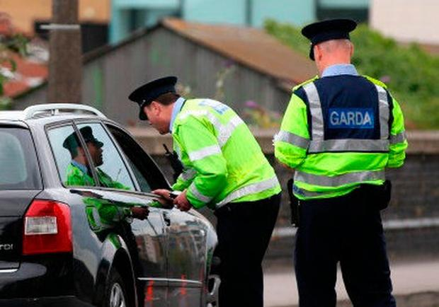 Alcohol is a factor in 38pc of fatal crashes in Ireland.
