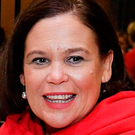 UNDER PRESSURE: Sinn Fein leader Mary Lou McDonald