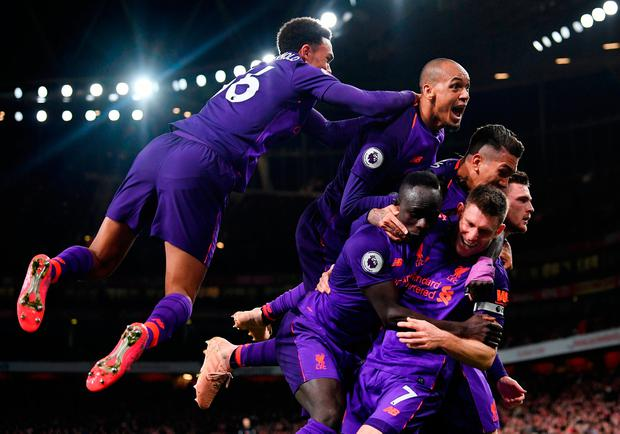 Gunners offer further signs of a new era after thrilling draw