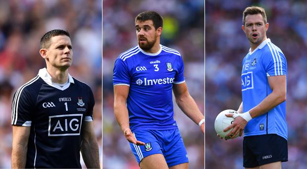 Pat Spillane feels Stephen Cluxton, Drew Wylie and Dean Rock can feel hard done by