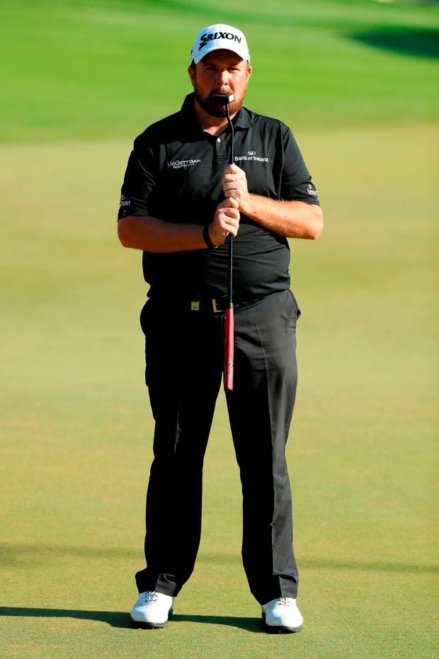 Shane Lowry, who finished six shots behind Rose, picked up €87,000 for tied 14th. Photo by Warren Little/Getty Images