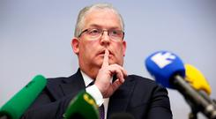 Critical: Former HSE boss Tony O'Brien referred to the PAC as 'rude and inhumane'. Photo: Frank McGrath