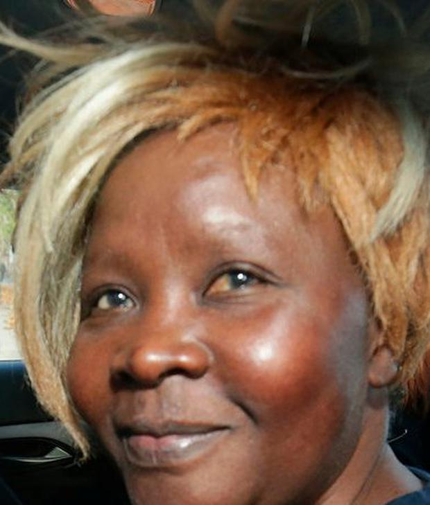 In court: Grace Miano arrives at the courthouse. Photo: Damien Eagers