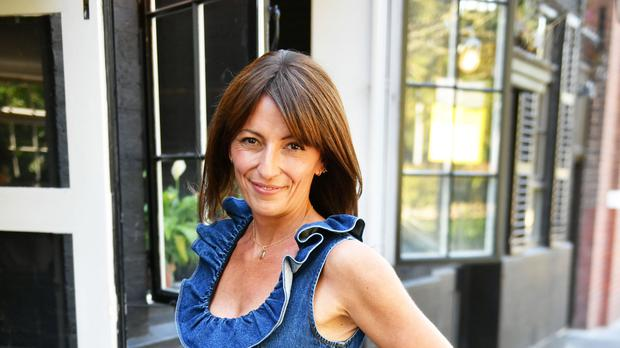 Davina McCall has sent an emotional message to the presenters and crew of Big Brother (John Stillwell/PA)
