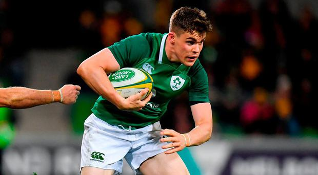 No excuses for Ringrose as Ireland look to go to next level