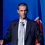 UEFA president Aleksander Ceferin yesterday promised to 'fight against' the idea. Photo: Thanassis Stavrakis