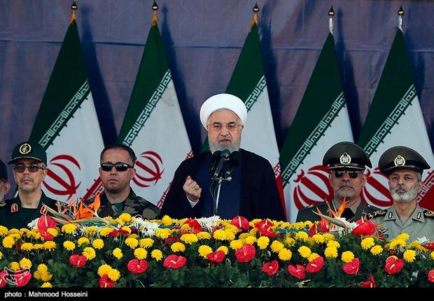 Iranian President Hassan Rouhani. Photo: Reuters