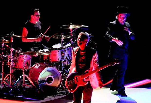 U2 wow fans at triumphant and intimate homecoming Dublin