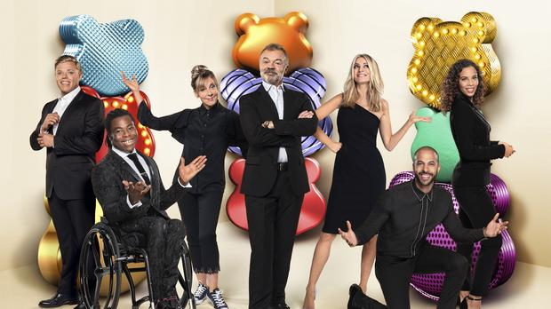Children In Need presenting line-up (BBC)