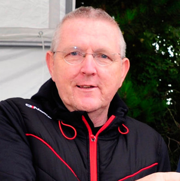 Not acceptable: DDSL chairman Paddy Dempsey