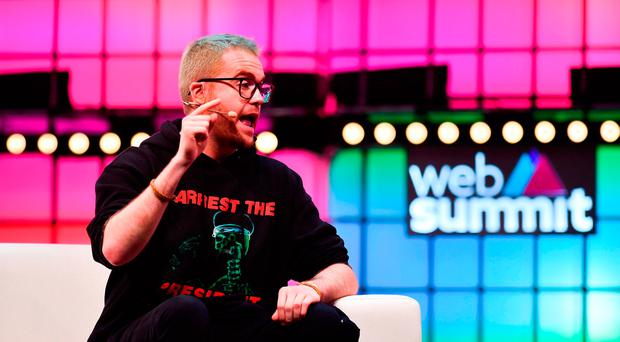 Watch: Second day of Web Summit 2018 with speakers including Ronaldinho, Christopher Wylie