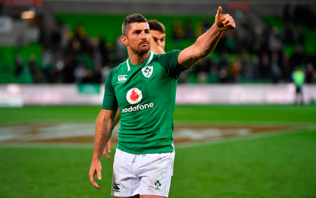 Rob Kearney has signed a new deal