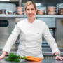 Master chef: Clare Smyth's restaurant Core in London was awarded two Michelin stars this year