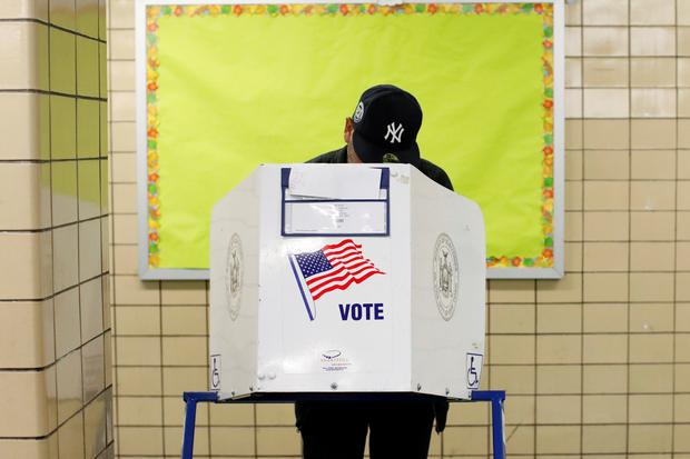 'After the midterm elections are over, the US needs an informed national debate' Photo: Andrew Kelly/Reuters