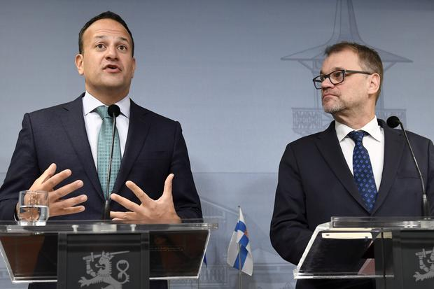 Don't get carried away with rumours on Brexit border breakthrough, Ireland warns
