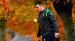 Healy is in line to face Argentina and the All Blacks as Ireland continue their preparation towards the 2019 World Cup. Photo: Ramsey Cardy/Sportsfile