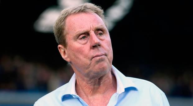 Advice: Harry Redknapp warned me: 'Stay out of the public eye. You're a footballer, be a footballer'
