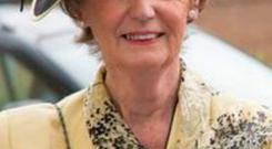 Anne Carroll was fatally injured following the collision near her home