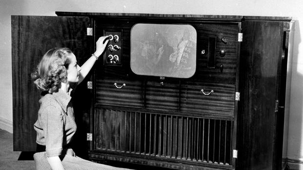 Television set from 1951 (PA)
