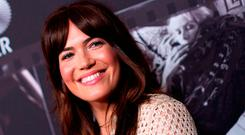 Actress/singer Mandy Moore attends