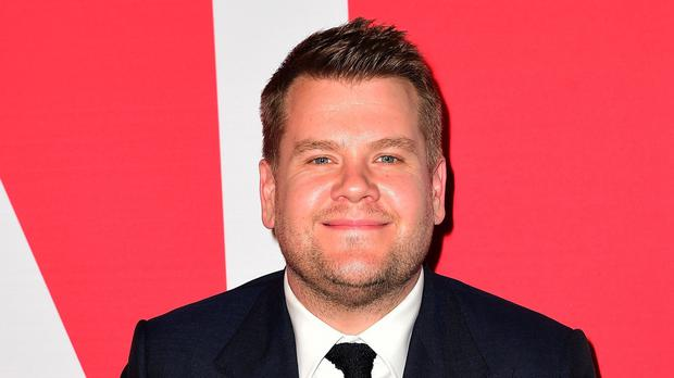 James Corden said Donald Trump was insulting some of his former colleagues (Ian West/PA)