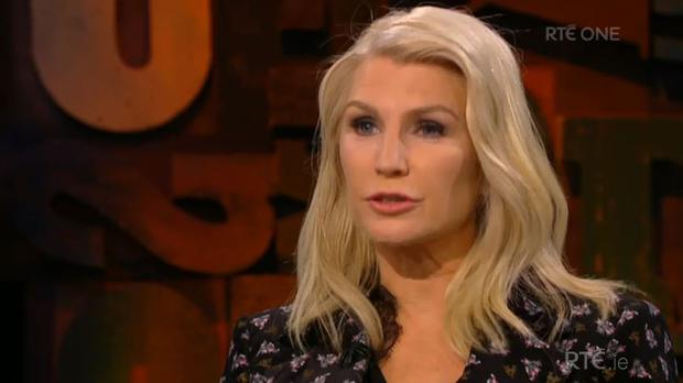 Yvonne Connolly on Brendan O'Connor's Cutting Edge, RTE One