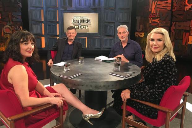 Cutting Edge: Larissa Nolan, Brendan O'Connor, Baz Ashmawy, Yvonne Connolly