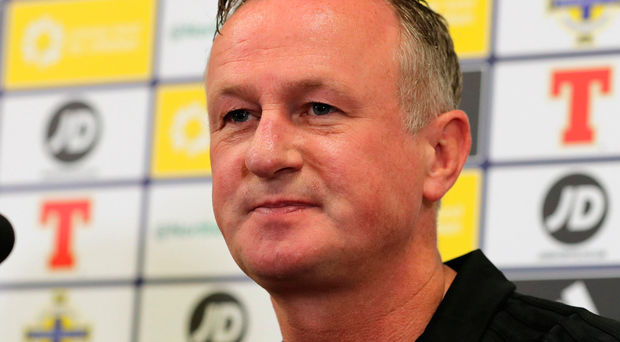 North boss O'Neill sees funny side of Dunne call-up