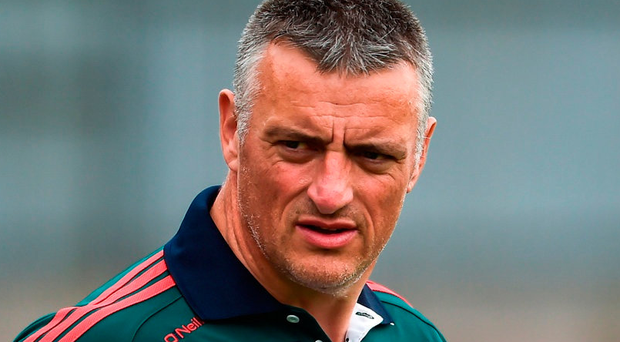 Mayo Ladies football manager Peter Leahy. Photo: Oliver McVeigh/Sportsfile