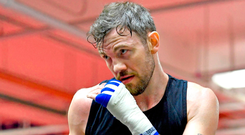 'The former Olympian is hopeful that the current standoff between the International Olympic Committee (IOC) and International Boxing Association (AIBA) can be sorted.' Photo: Ramsey Cardy/Sportsfile