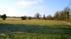 A 108ac farm at Clonguiffen, Longwood, in Meath is on the private treaty market