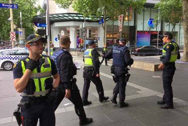 1 person killed in Melbourne stabbing, no known links to terror