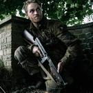 Wyatt Russell, son of Kurt, stars in Overlord