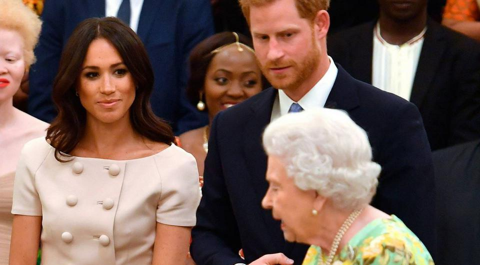 Royal clash: New book claims Meghan Markle and Queen ...