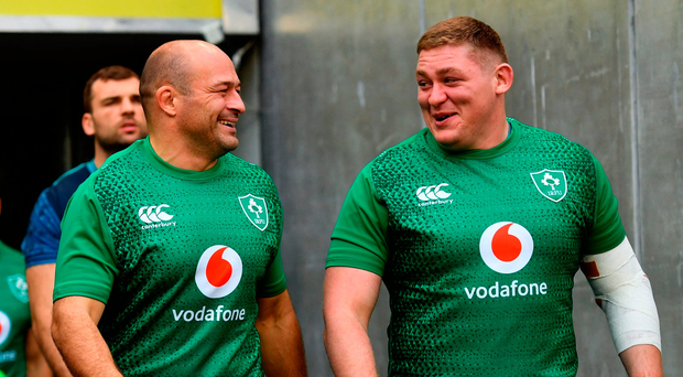 Rory Best says Joe Schmidt's legacy will endure long after his departure